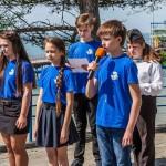 10 юных югорчан отправились на спортивную смену в «Орленок»