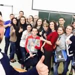 Перспективная молодежь Югры собралась на форуме «Золотое будущее»