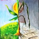 В конкурсе экологических листовок примут участие более 100 юных художников Югры