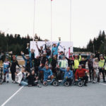 В рамках веломарафона «ЮграВелоТур» югорские дошколята получили в подарок беговелы