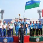 Югорская команда стала серебряным чемпионом России по пожарно-спасательному спорту