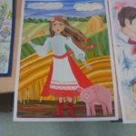 В Югре подведены итоги конкурса рисунков «Мы соседи – мы друзья»