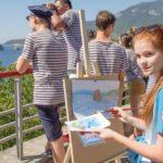 Юные югорчане отправятся на творческую смену в МДЦ «Артек»