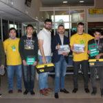 Югорские кванторианцы заняли второе место на чемпионате JuniorSkills
