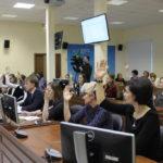 Прошло первое заседание общественной молодежной палаты Югорска