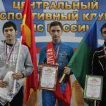 Югорские спортсмены вернулись с Чемпионата России по пожарно-прикладному спорту с медалями