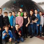 Инженерные каникулы в Нефтеюганском Кванториуме