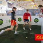 На форуме «УТРО» пройдет турнир по игре во флэтбол