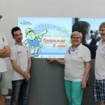 Педагоги из Детского технопарка Кванториум помогли организовать «Папин день»