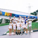 Югорские дети поехали в МДЦ «Артек»