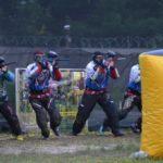 В Нефтеюганске состоялся этап окружного турнира по пейнтболу