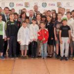 Наталья Комарова встретилась с юными общественниками Югры