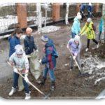 Школьники Югры на страже экопорядка