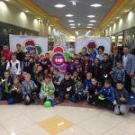 Белоярский район принял эстафету часов Всемирного фестиваля молодежи и студентов