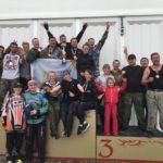 В Нефтеюганске состоялся очередной этап соревнований по пейнтболу