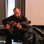 В технопарке «Кванториум» города Нефтеюганска состоялся гитарный концерт