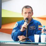 Детский технопарк «Кванториум» в Ханты-Мансийске посетил космонавт Сергей Рыжиков