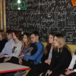 Ученики профильного класса средней общеобразовательной школы №2 им. А. И. Исаевой посетили первое занятие в Кванториуме