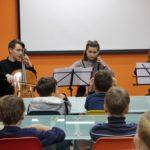 В технопарке «Кванториум» г. Ханты-Мансийска завершилась общефедеральная неделя музыки