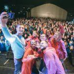 ВФМС 2017 в Сочи: 20 волонтёров Югры приняли участие в открытии волонтёрского городка