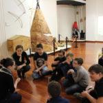 Кванторианцы Ханты-Мансийска посетили Музей природы и Человека
