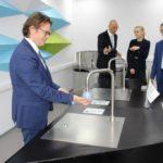 Кванториум Ханты-Мансийска посетила делегация Союза торговых палат Швейцария – Россия и других стран СНГ