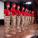 В Ханты-Мансийске прошел первый Слёт местного отделения всероссийского движения «Юнармия»