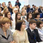 Подрастающее поколение ученых Югры шагает в будущее