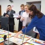 В Югре подвели итоги конкурсов рисунков среди молодых талантов