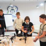 В детских технопарках Нефтеюганска и Ханты-Мансийска завершились инженерные каникулы