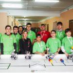 Серебро и золото – наше! Воспитанники детского технопарка «Кванториум» города Нефтеюганска достойно показали себя в Сургуте