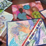 В Югре проходит конкурс рисунков «Мы соседи – мы друзья»