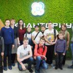 Юные айтишники из Пойковского посетили «Кванториум» в Нефтеюганске