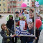В Нефтеюганске реализуют программу развития детских инициатив «Тетрадка дружбы»
