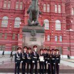 Делегация Югры примет участие в XV  Всероссийском кадетском Сборе