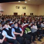 Югорчане принимают участие в Юношеских научных чтениях имени Королева