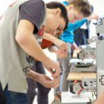Школьники Югры соревнуются в знании 3D технологий на олимпиаде