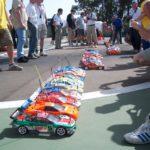 Сургутяне приняли участие в первенстве Тюменской области по автомодельному спорту