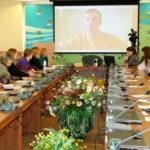В Югре стартовала эстафета передачи книги «ВФМС вне времени: живая книга истории Югорской делегации»