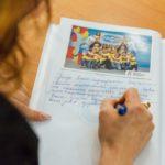 Живая книга истории ВФМС-2017 финиширует в Ханты-Мансийске 21 апреля