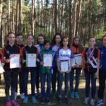 Югорские спортсмены показали высокие результаты на Всероссийских соревнованиях по радиопеленгации