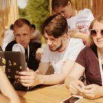 Представители активной молодежи Югры на форуме «Территория смыслов на Клязьме»