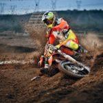 В Югре прошли соревнования по мотоциклетному спорту