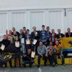 В Нефтеюганске прошли соревнования по пейнтболу