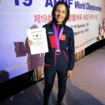 Югорчанка завоевала золото на чемпионате мира по спортивной радиопеленгации