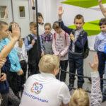 Детский технопарк «Кванториум» в Ханты-Мансийске распахнул свои двери