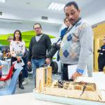 Иностранные журналисты посетили Кванториум Ханты-Мансийска