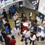 Кванто-Ёлка прошла в Детском технопарке «Кванториум» Ханты-Мансийска