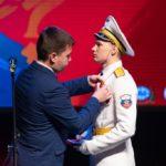 Обладатель первой и пока единственной в Югре золотой медали «Юнармии» — сургутянин