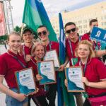 Югорская делегация везет со второй смены форума «Утро» звание лучшей делегации и семь грантов на почти миллион рублей